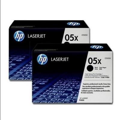 HP 05X Black Contract LJ Toner Cartridge