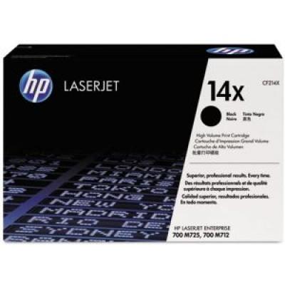 HP 14X Black Contract LJ Toner Cartridge