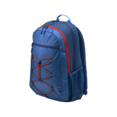 HP-15.6-ACTIVE-BLUE-RED Backpack