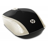 HP 200 Silk Gold Wireless Mouse EURO