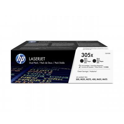 HP 305X Black Contract LJ Toner Cartridge