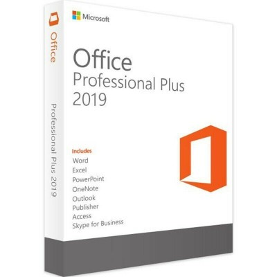 Software-MS Office-2019-Professional Plus