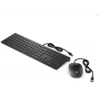 HP Pavilion Wired Combo Keyboard 400