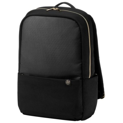 HP 4QF96AA Duotone Backpack 15.6inch Black/Gold