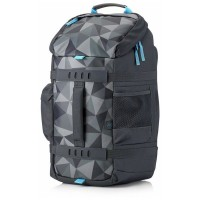 HP 5WK93AA Odyssey Sport Backpack 15.6″ Facets Grey