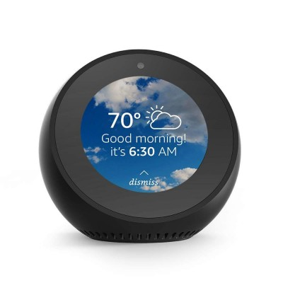 Echo Spot - Black/White