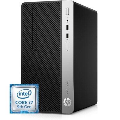 HP ProDesk 400 G6 Microtower i7