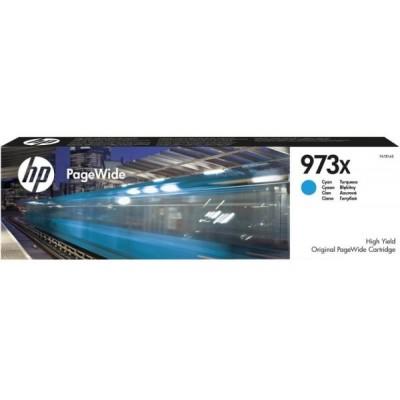 HP 973X Original PageWide Cartridge ( cyan , yellow, magenta )