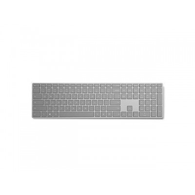 Modern Keyboard With FingerPrint