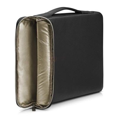 HP-BAG-14-BLK/GOLD-SLEEVE-3XD33AA