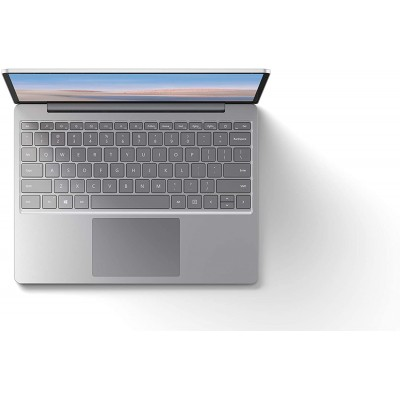 "Microsoft Surface Laptop Go - 12.4"" (Platinum)"