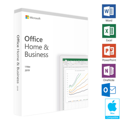 Software-MS Office-Home and Business-2019