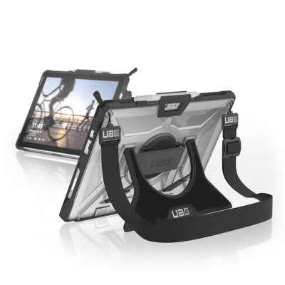 UAG Plasma Armored cover with Hand strap & Shoulder Strap
