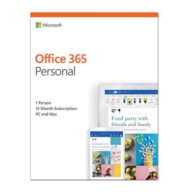 Software-MS Office-365 Personal