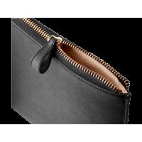 HP 13.3 Spectre Black Leather Sleeve