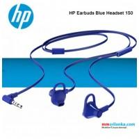 HPAcc HEADSET-HP-IN-EAR-150-BLU