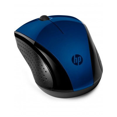 HP Wireless Mouse 220 (Lumiere Blue / Sunset Red / White )