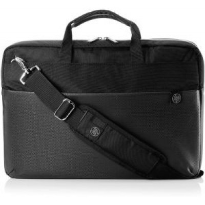 HP 15.6 Duotone Gold Briefcase