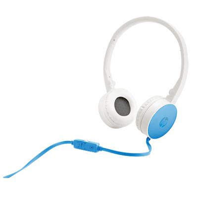 HP H2800 ( White - BLACK - PURPLE -BLUE - ORANGE )Headset (J9C30AA)