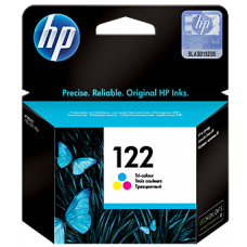 HP 122 Tri-color Original Ink Cartridge (CH562HE)