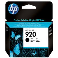 HP 920 Black Original Ink Cartridge (CD971AE)