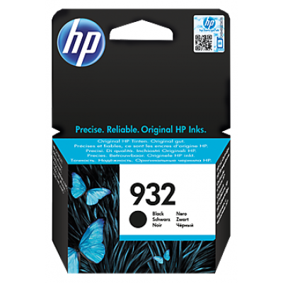 HP 932 Black Original Ink Cartridge (CN057AE)
