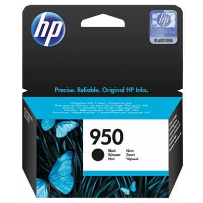 HP 950 Black Original Ink Cartridge (CN049AE)