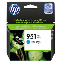 HP 951XL High Yield Cyan Original Ink Cartridge CN046AE