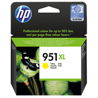 HP 951XL High Yield Yellow Original Ink Cartridge CN048AE