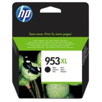 HP 953XL High Yield Black Original Ink Cartridge L0S70AE