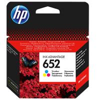 HP 652 Tri-color Original Ink Advantage Cartridge (F6V24AE)